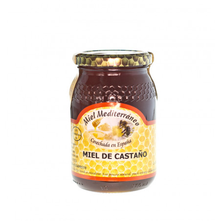 Miel de Castaño de Alicante - Miel del Mediterráneo