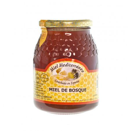 Miel de Bosque de Alicante - Miel del Mediterráneo