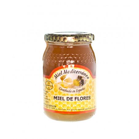 Miel de Flores - Miel del Mediterráneo