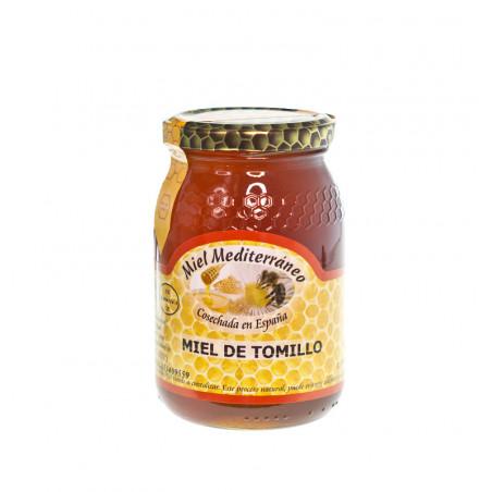 Miel de Tomillo de Alicante - Miel del Mediterráneo