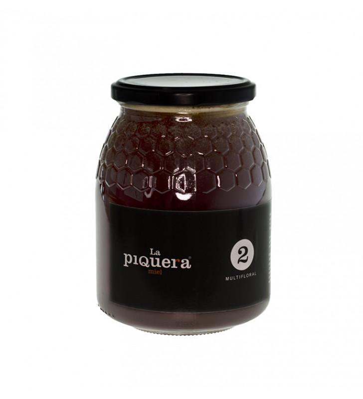 Miel Multifloral 1kg - La piquera