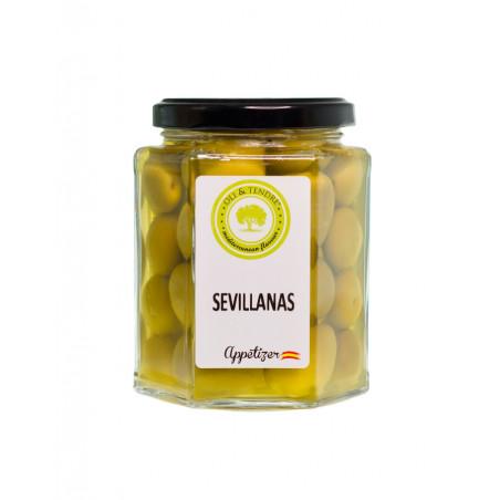 Aceitunas. Aceituna Sevillana - Almazara El Oli