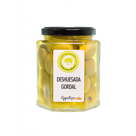 Aceitunas. Deshuesada Gordal - Almazara El Oli