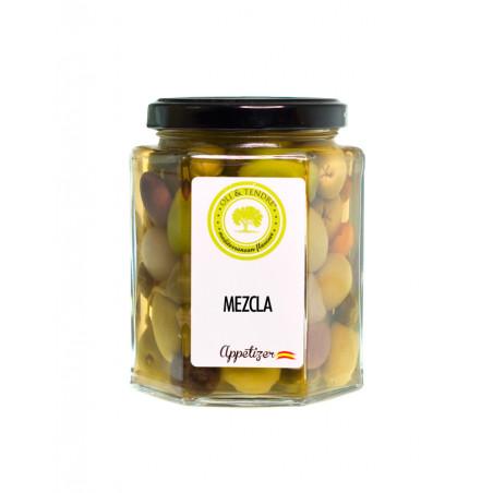 Aceitunas. Mezcla - Almazara El Oli