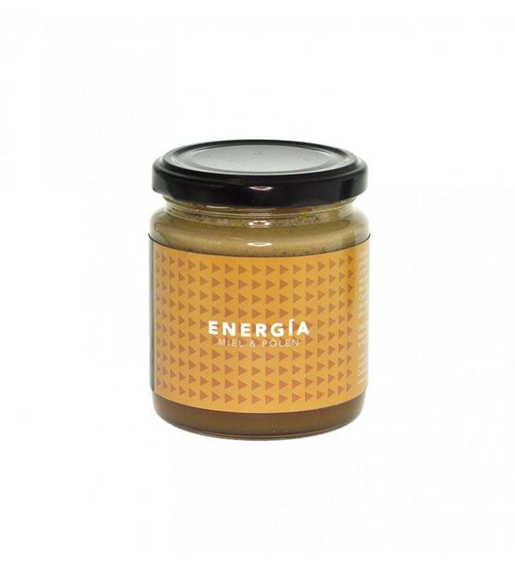 Energia 285g, Miel  polen - La piquera