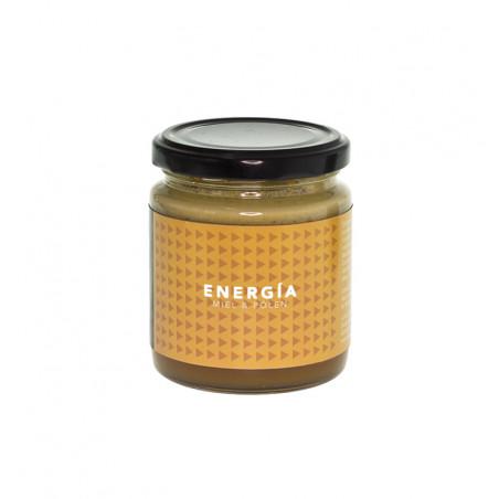 Energía. Miel con Polen. Provincia Alicante – La Piquera