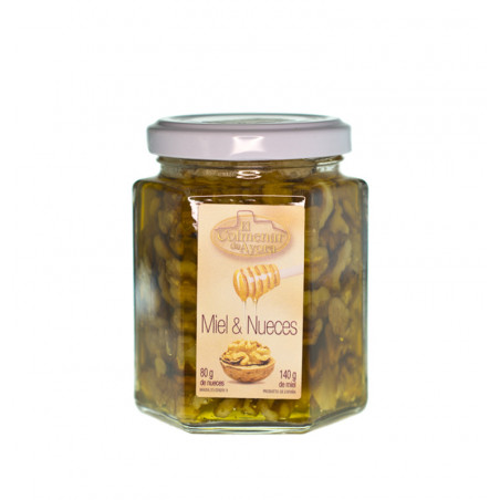 Nueces con miel de Valencia -  El Colmenar de Ayora
