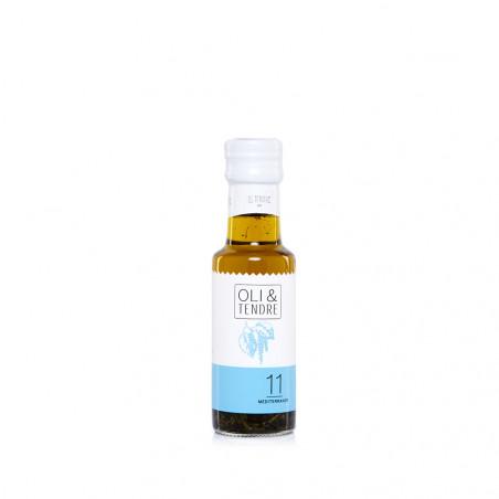 Aceites especiados. Mediterráneo 10 - Almazara El Tendre