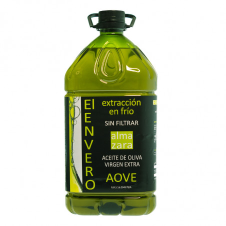 Aceite Suave. AOVE de Elche - Almazara El Envero