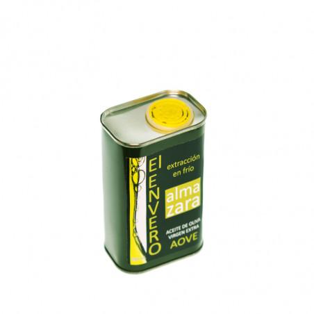 Lata. Aceite Temprano premium de Elche - Almazara El Envero