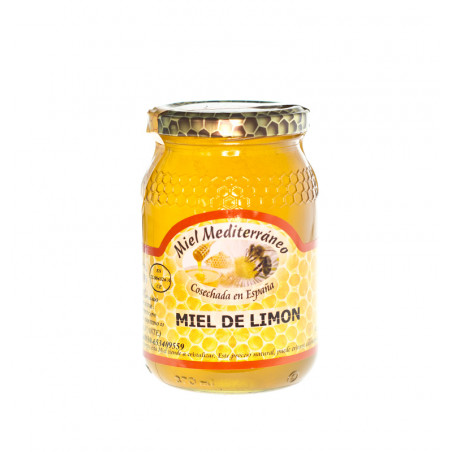 Miel de Limón de Alicante - Miel del Mediterráneo